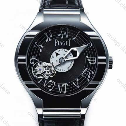 Orologio Piaget Polo Tourbillon Relatif #11061