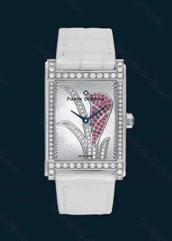 Orologio Pierre DeRoche Shiny Pebbles Spring Flower #9667