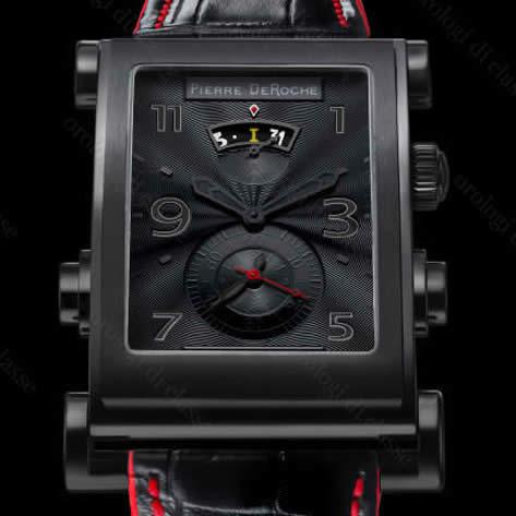 Orologio Pierre DeRoche SplitRock MDA Full Black #9666