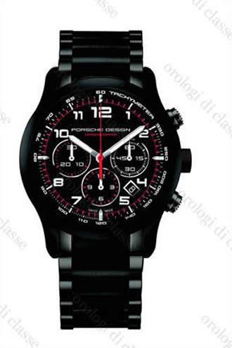 Porsche design por 4610 orologio da for Orologi di design