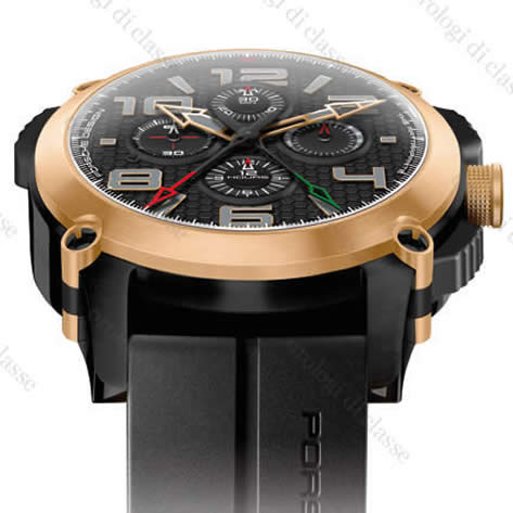 Orologio Porsche Design Rattrapante P'6920 #9678