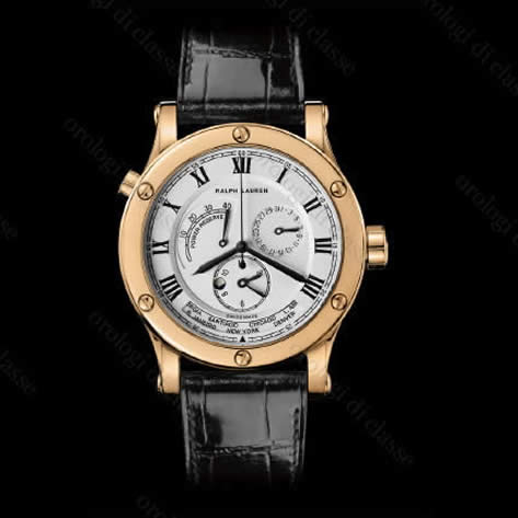 Orologio Ralph Lauren Sporting World Time #9691