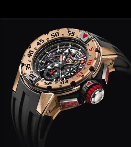 Orologio Richard Mille RM 032 Cronografo Subacqueo #11179