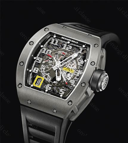 Orologio Richard Mille RM 030 con rotore disinseribile #11120