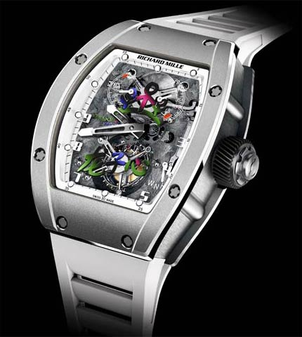 Orologio Richard Mille RM 055 JC Tourbillon #11283