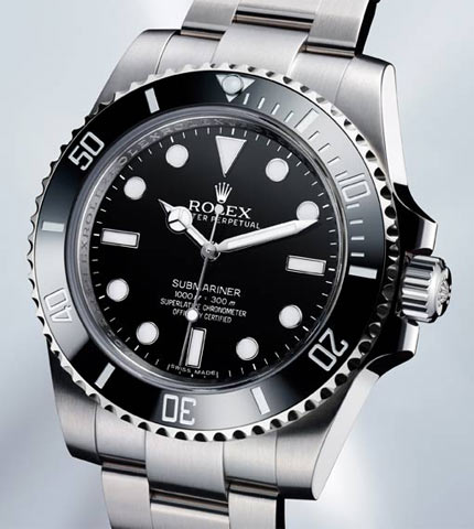 Orologio Rolex Oyster Perpetual SUBMARINER (2012) #11452