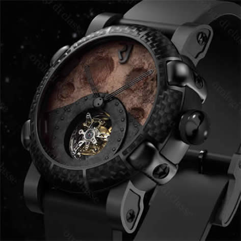 Orologio Romain Jerome Moon Dust-DNA Tourbillon #9916