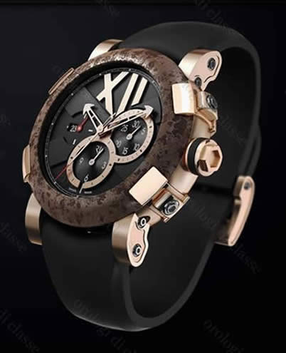 Orologio Romain Jerome Titanic Rusted Steel #10585