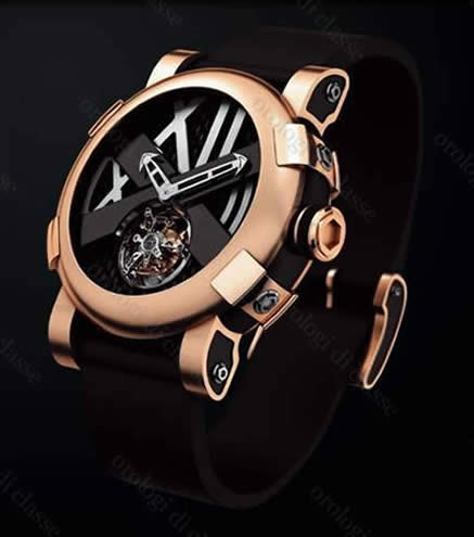 Orologio Romain Jerome Titanic-DNA Pink Gold Tourbillon #10586