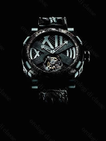 Orologio Romain Jerome Titanic-DNA Rusted Steel T-Oxy III Tourbillon #9915