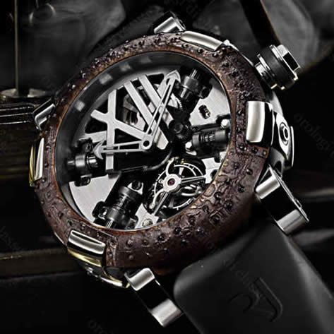 Orologio Romain Jerome Titanic-DNA Tourbillon Steampunck a La Grande #9917