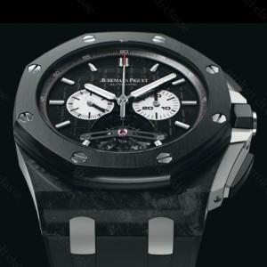 Immagine orologio Audemars Piguet modello Royal Oak Offshore Tourbillon Cronografo Automatico