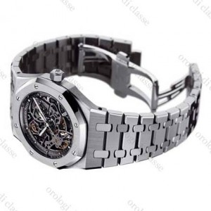 Immagine orologio Audemars Piguet modello Royal Oak Automatique Squelette