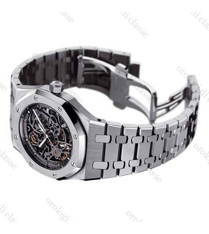 Orologio Audemars Piguet Royal Oak Automatique Squelette #11096
