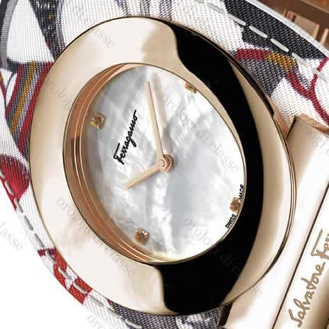 Orologio Salvatore Ferragamo Gancino Fancy #9954