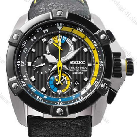 Orologio Seiko Velatura Yachting Timer Velatura #9992