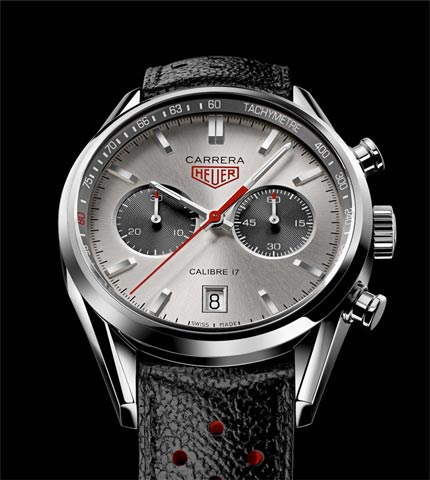 Orologio TAG Heuer Carrera Calibre 17 JACK HEUER 80TH BIRTHDAY #11474