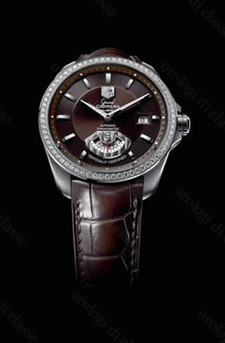 Orologio TAG Heuer Grand Carrera 6 RS #10578