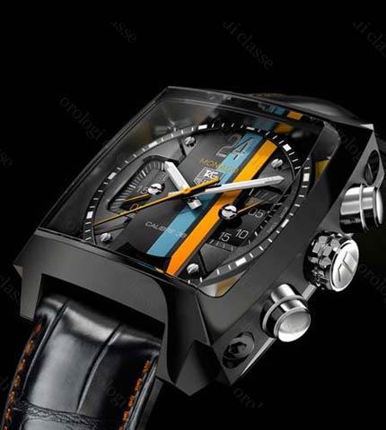 Orologio TAG Heuer Monaco Twenty-Four Calibre 36 #11076