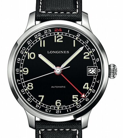 Orologio Longines The Longines Heritage Military 1938 - 24 Hours #11653