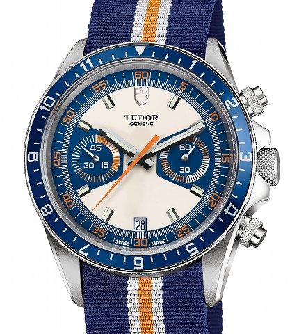 Orologio Tudor Heritage Chrono Blue #11620