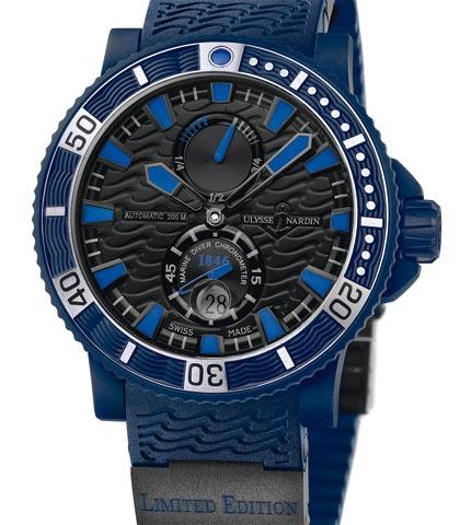 Orologio Ulysse Nardin Blue Sea #11450