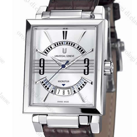 Orologio Universal Genève Microtor CABRIOLET #10554