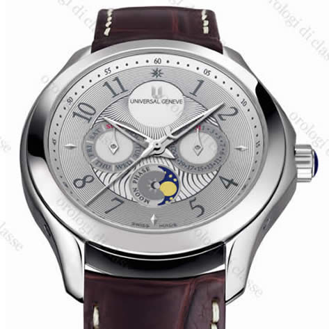 Orologio Universal Genève Okeanos Moon Timer #10234