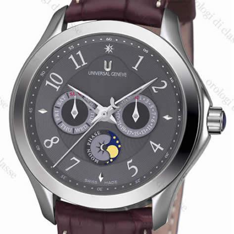 Orologio Universal Genève Okeanos Moon Timer #10551