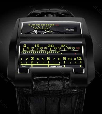 Orologio Urwerk UR-CC1 Black Cobra #11055