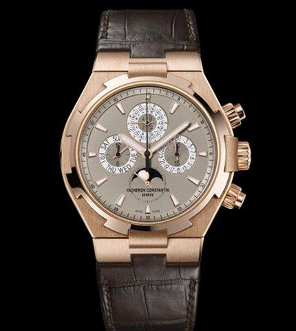Orologio Vacheron Constantin Overseas Cronografo Calendario Perpetuo #11570