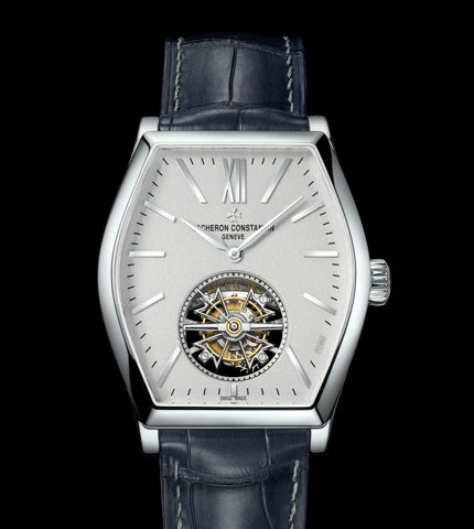 Orologio Vacheron Constantin Malte Tourbillon Collection Excellence Platine #11659