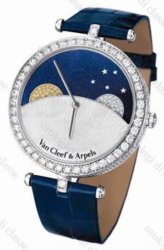 Orologio Van Cleef & Arpels Lady Arpels Jour Nuit #10331