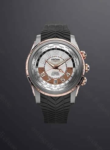 Orologio Vulcain Cricket GMT X-TREME #10398