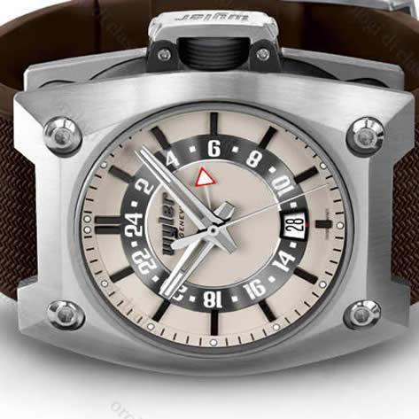 Orologio Wyler Genève Code-R GMT #10440