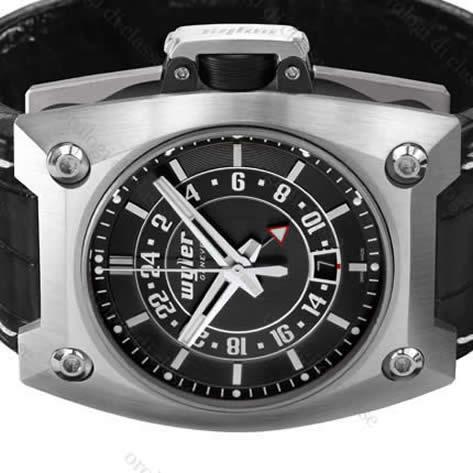 Orologio Wyler Genève Code-R GMT #10537