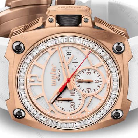 Orologio Wyler Genève Code-S Chronograph #10438