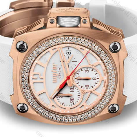 Orologio Wyler Genève Code-S Chronograph #10538