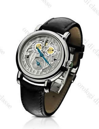Orologio Yeslam Automatic dual time, Grande Data, AjourÈe #10535