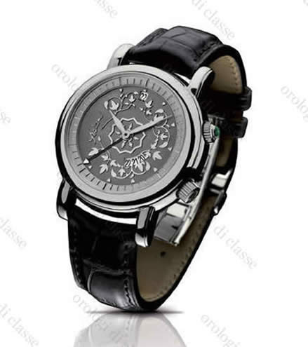 Orologio Yeslam Automatic Dual Time Svegliarino #10463