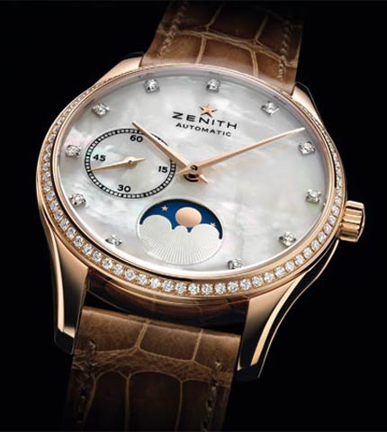 Orologio Zenith Heritage Ultra Thin Lady Moonphase #11285