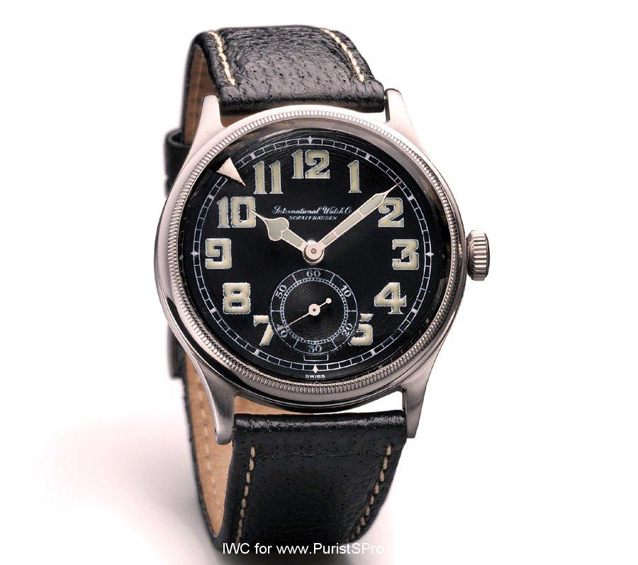 Iwc orologi militari da aviatore for Orologi grandi dimensioni