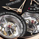 I fantastici 4 (tourbillon) atterreranno a Basilea Baselworld 2009!
