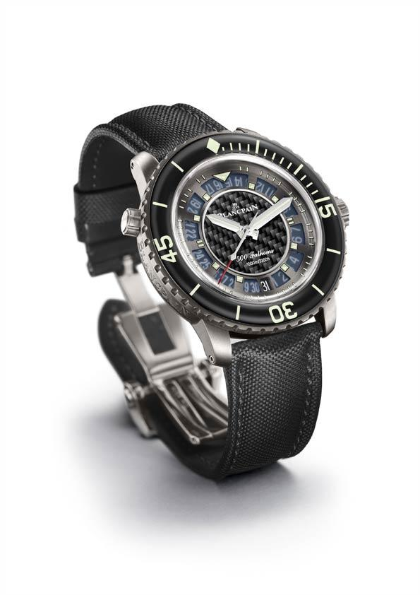 blancpain onlyw1 Blancpain 500 Fathoms per Only Watch