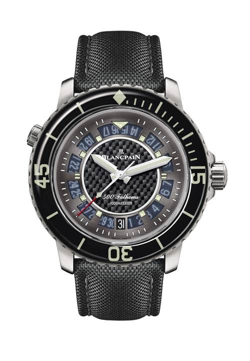 blancpain onlyw2 Blancpain 500 Fathoms per Only Watch