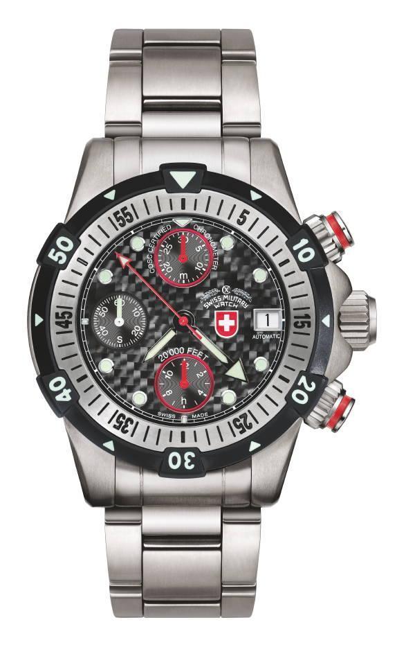 Un orologio meccanico, subacqueo fino ad oltre 6.000 metri!