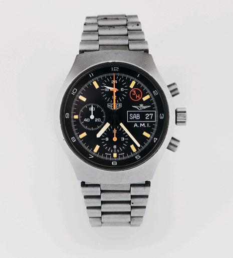 l'ultimo 8d8d1 9926a Patrizzi: All'asta domani, una collezione vintage orologi Heuer