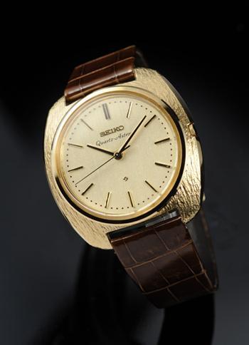 05b4897bde35a6 ... uno spazio importante ai quarantanni dalla nascita del primo orologio  al quarzo, il cui anniversario cadrà proprio tra dieci giorni il 25  Dicembre 2009.