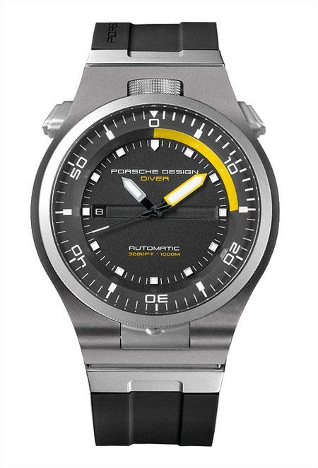 selezione migliore 513ef 86d17 Orologio Porsche Design P'6780 Diver subacqueo 100 ATM