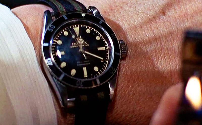gli orologi di james bond